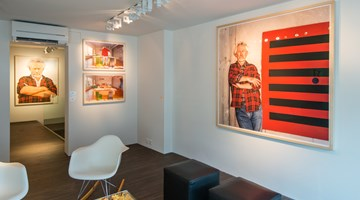 Contemporary art exhibition, Laura Wilson, Portraits of Donald Judd at Galerie Gmurzynska, Zurich