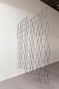 Systemic Grid #26 by Daniel Steegmann Mangrané contemporary artwork sculpture