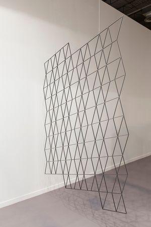 Systemic Grid #26 by Daniel Steegmann Mangrané contemporary artwork