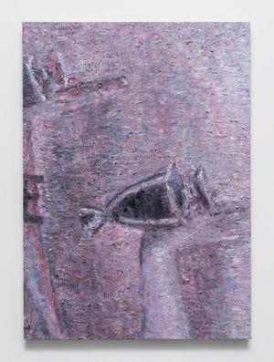The Women (Laura Schawelka. Detail of Untitled (Floor), 2019, TENDER, fiebach, minninger by Matt Morris contemporary artwork