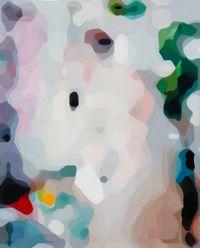 Guan Liang I by John Young contemporary artwork painting