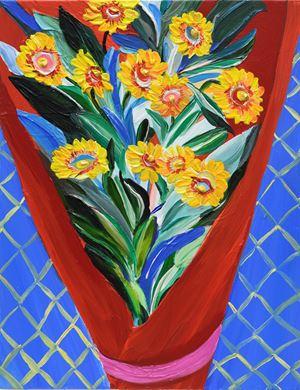 First Love by Aki Kondo contemporary artwork