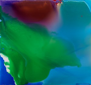 Pure Abstraction #99 by Charlie Sheard contemporary artwork
