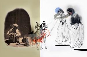 Sans titre by Mohamed LekLeti contemporary artwork
