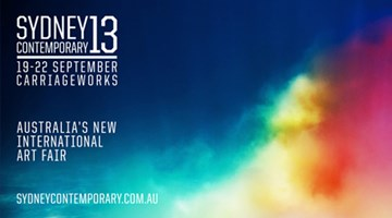 Contemporary art exhibition, Sydney Contemporary 13 at Ocula Advisory, Sydney, Australia