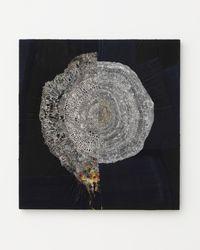 Intertwine 1 by Junko Oki contemporary artwork textile