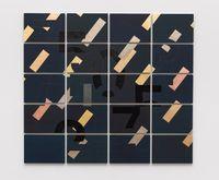 karasaki night fall by Darren Almond contemporary artwork painting, drawing, mixed media