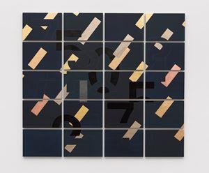 karasaki night fall by Darren Almond contemporary artwork