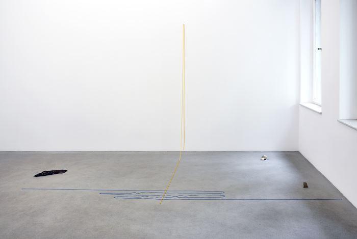 Exhibition view: Gianni Caravaggio,Reine Empfindung, Rolando Anselmi, Berlin (28 April–14 June 2019). Courtesy Rolando Anselmi.