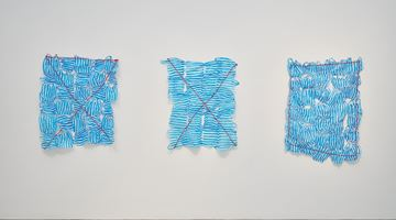 Contemporary art exhibition, J Blackwell, CONDO 2020 hosting Galerie Barbara Weiss at Kate MacGarry, London