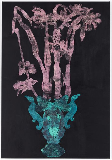 Cutting 3 by Caroline Rothwell contemporary artwork