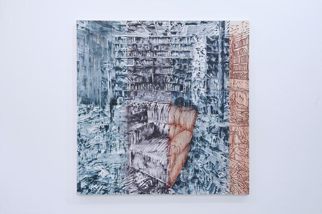 Señal de abandono 30 by Jorge Tacla contemporary artwork