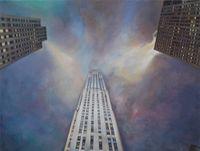 Manhattan 曼哈頓 by Lu Liang contemporary artwork painting