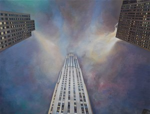 Manhattan 曼哈頓 by Lu Liang contemporary artwork