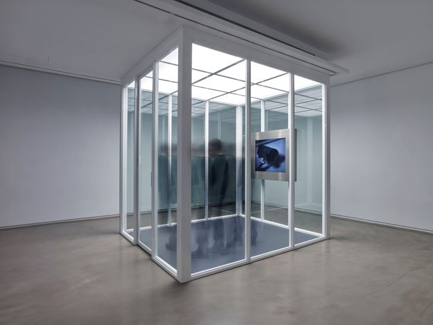 Exhibition view: Chen Chieh-jen, After the Financial Crisis and Automated Production 金融風暴與自動化生產之後……, Lin & Lin Gallery, Taipei (15 December 2018–2 March 2019). CourtesyLin & Lin Gallery. Photo by Chen You-wei.