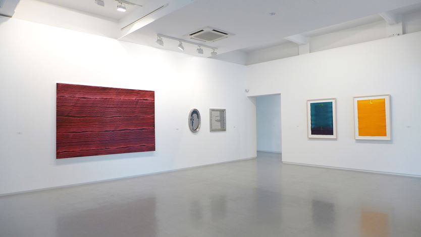 Exhibition view:Group Exhibition, Summer Group Show, Sundaram Tagore Gallery, Singapore (20 July—17 September 2017). Courtesy Sundaram Tagore Gallery.