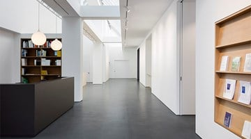 Esther Schipper contemporary art gallery in Berlin, Germany