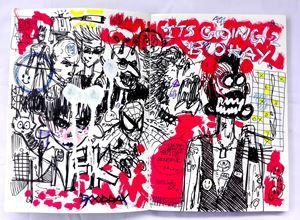 Mythopoetic 18 by Muvindu Binoy contemporary artwork