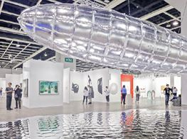 Art Basel in Hong Kong Bumped to May 2021