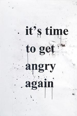 It's Time Again by Monica Bonvicini contemporary artwork