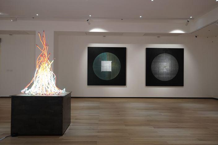 Exhibition view:Chen Yufan, Solo Exhibition, Tang Contemporary, Bangkok (7 May–7 June 2020). Courtesy Tang Contemporary.