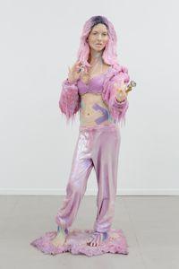 Mademoiselle, 35 by Cajsa von Zeipel contemporary artwork sculpture