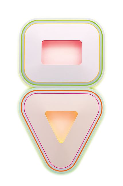 Untitled (High Cholesterol, Epilepsy) by Beverly Fishman contemporary artwork