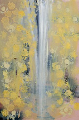Little falls I by Dan Kyle contemporary artwork