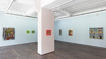 Contemporary art exhibition, Lisa Vlaemminck, Cryogenic sleep in full colour at rodolphe janssen, Brussels
