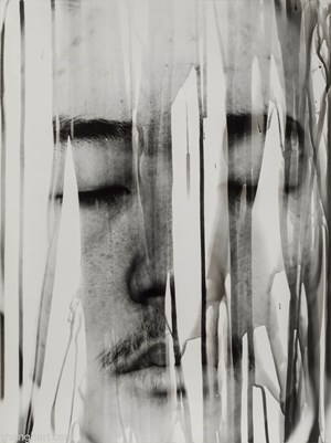 Remained Face by Geng Jianyi contemporary artwork
