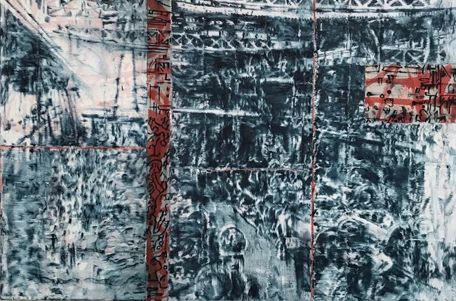 Señal de Abandono 42 by Jorge Tacla contemporary artwork