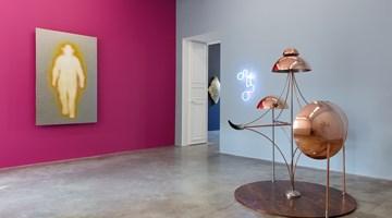Contemporary art exhibition, Laurent Grasso, OttO at Perrotin, Paris