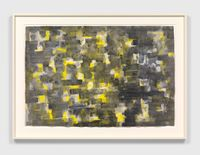 Untitled by Ad Reinhardt contemporary artwork painting, works on paper