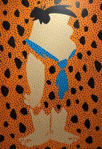 BEDSTONE by Jerkface contemporary artwork painting