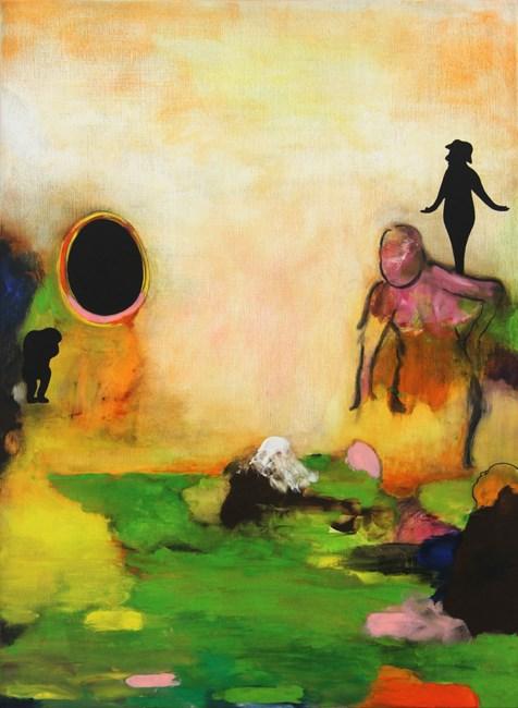 embark no. 3 by Brent Harris contemporary artwork
