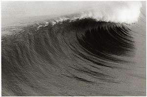 Breaking Wave, Venice Beach, California, U.S.A. by Anthony Friedkin contemporary artwork