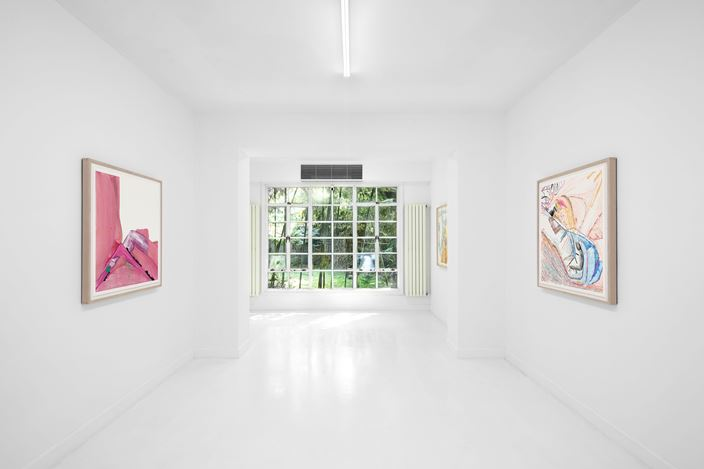 Exhibition view: Sarah Faux, Perfect for Her, Capsule Shanghai (20 October–25 December 2020). Courtesy Capsule Shanghai.