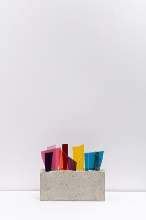 Concreto 1.0h/14 by David Batchelor contemporary artwork