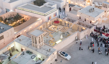 Making waves towards post-art: Act I of Sharjah Biennial 13