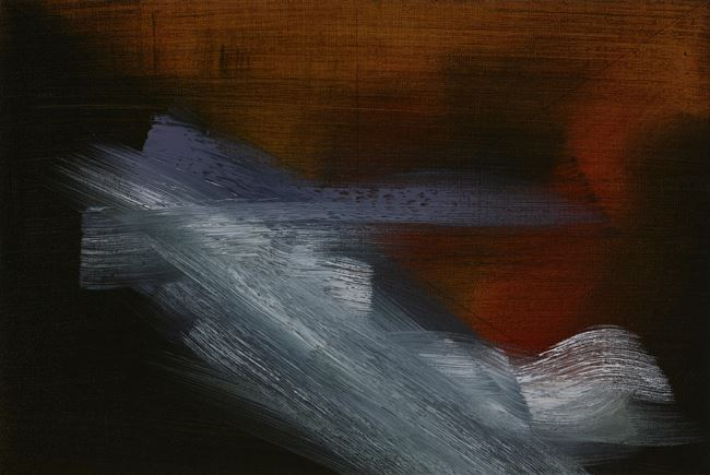 Small study for Yes by Elise Ansel contemporary artwork