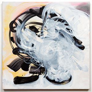 Tilting the Sun by Shinique Smith contemporary artwork