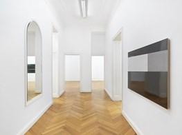 "R.H. Quaytman<br><em>An Evening, Chapter 32</em><br><span class=""oc-gallery"">Galerie Buchholz</span>"