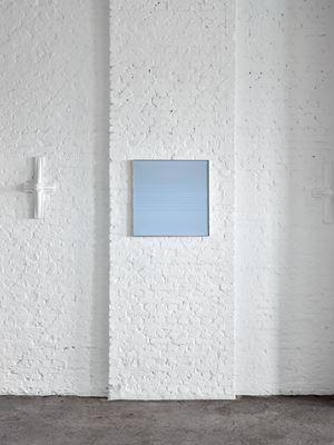 Blau by Raimund Girke contemporary artwork