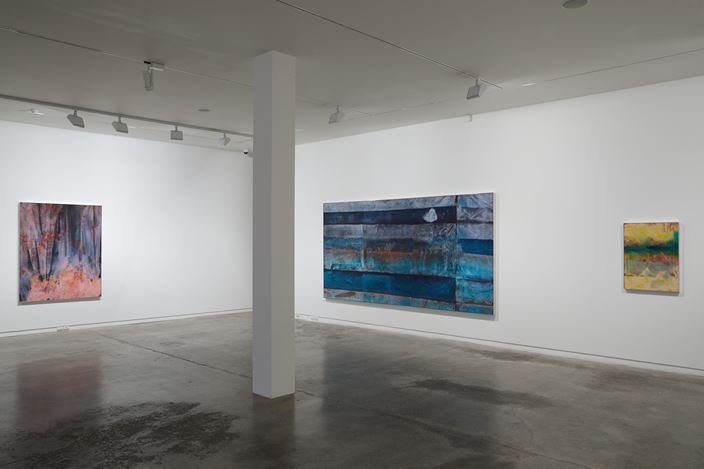Exhibition view: Matt Arbuckle, Reading Hands, Two Rooms, Auckland (22 May–18 July 2020).Courtesy Two Rooms, Auckland.