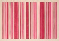 Pink Gun by Gene Davis contemporary artwork painting