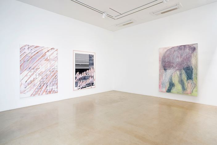 Exhibition view: Group Exhibition,Light and Crystalline, ONE AND J. Gallery, Seoul (26 March–25 April 2020).Courtesy of ONE AND J. Gallery. Photography: Euirock Lee.