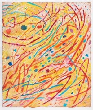 Hysteresis V by Mildred Thompson contemporary artwork