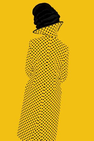 Without a Face (Yellow), Old Future by Erik Madigan Heck contemporary artwork
