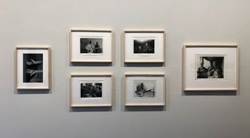 Contemporary art exhibition, John Cohen, Dedication at Galerie Julian Sander, Cologne