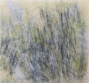 Leaves of Grass No.2 by Wang Gongyi contemporary artwork